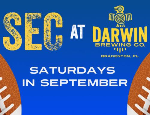 SEC at DBC – Saturdays in September