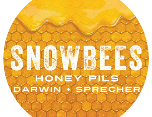 Snowbees Pils – DBC + Sprecher Collaboration