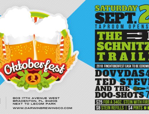 Oktoberfest Comes to Darwin