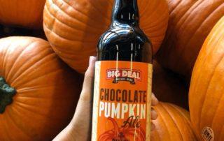Chocolate Pumpkin Ale