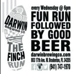 SPECIAL EVENT | The Finch Run – Wednesday, March 25, 6pm