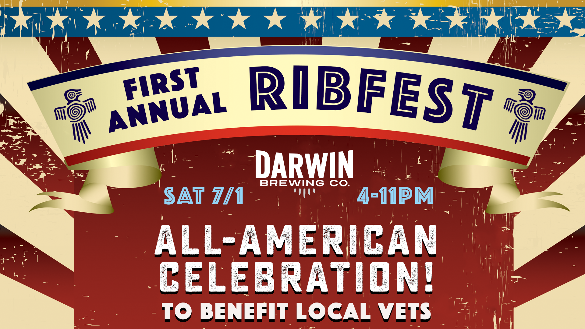 First Annual Ribfest