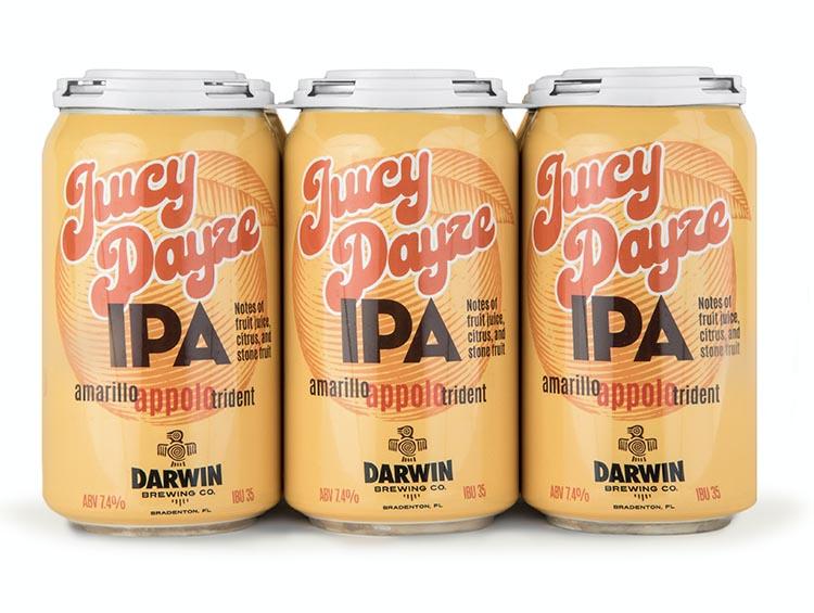 darwin juicy dayze