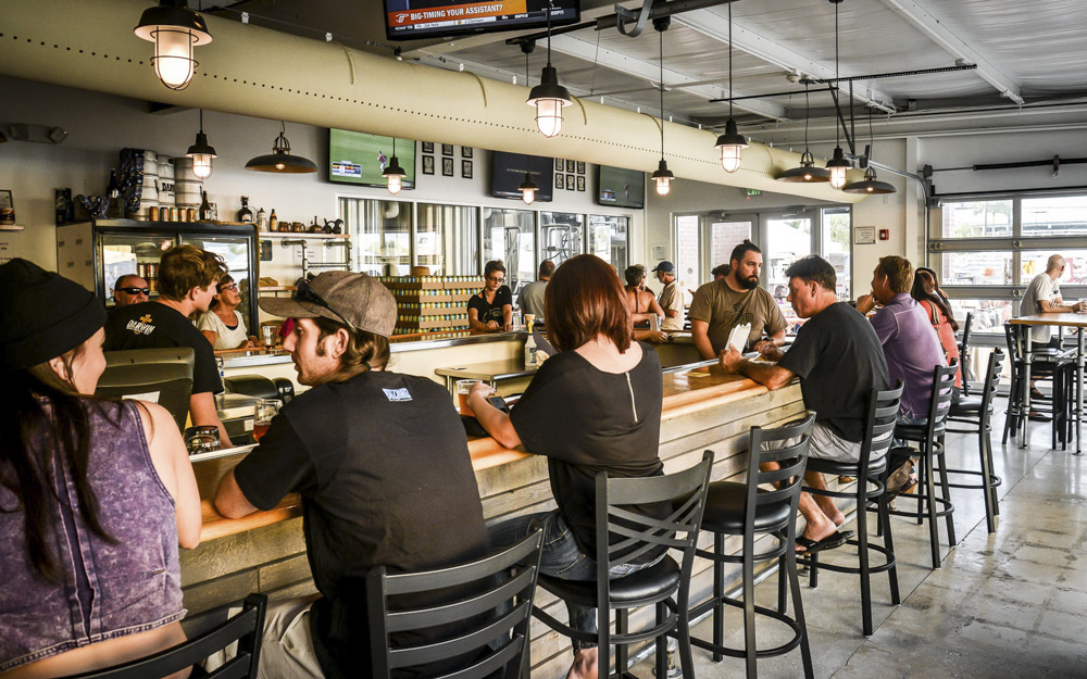 Darwin Brewing Tap Room
