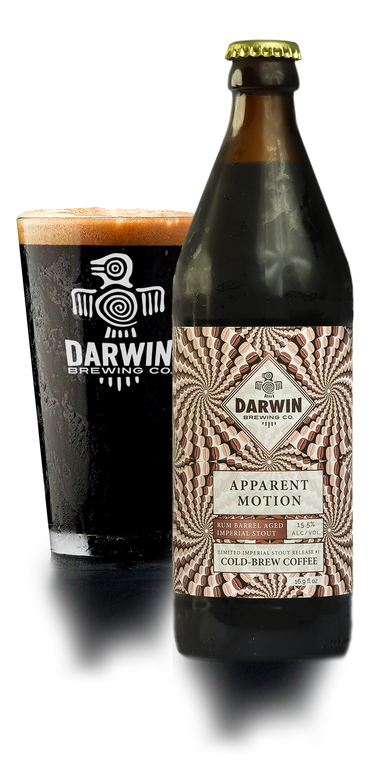 Darwin Brewing Co. Apparent Motion