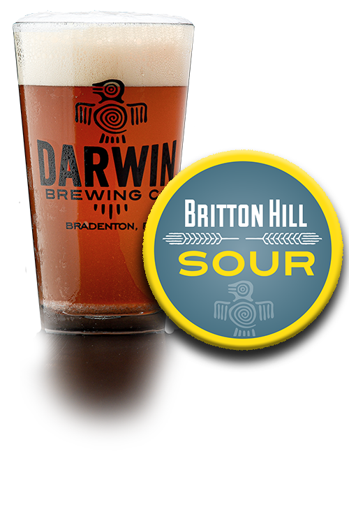 Darwin Brewing Co. Britton Hill Sour