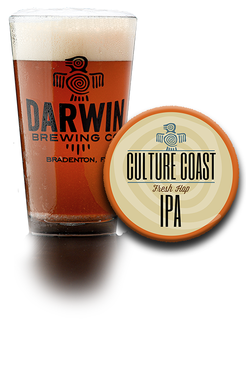 Darwin Brewing Co. Culture Coast Fresh Hop IPA