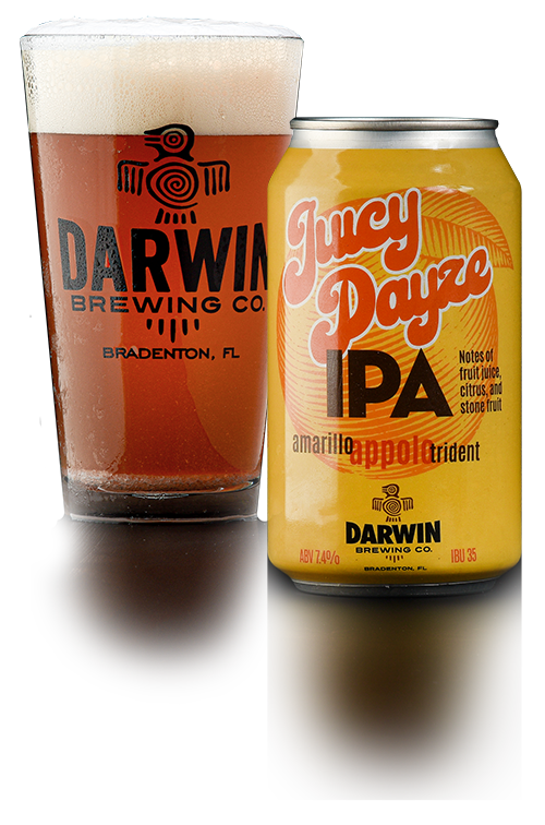 Darwin Brewing Co. Juicy Dayze