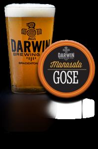 Darwin Brewing Co. Manasota Gose