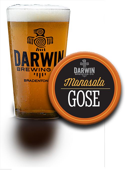 Darwin Brewing Co. Manasota Gose