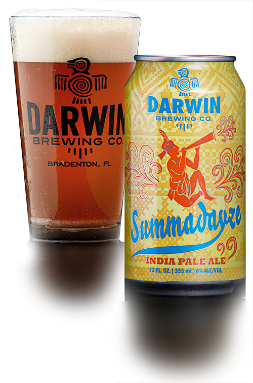Darwin Brewing Co. Summadayze