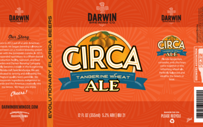 The Recent Evolution of Darwin Brewing Company Part 4